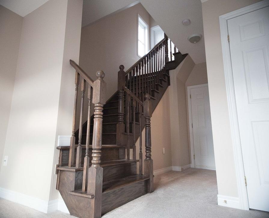 10 basement stairs