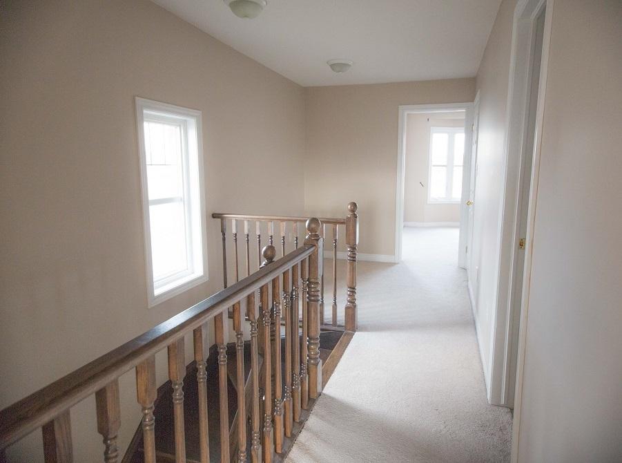 15 upstairs hallway